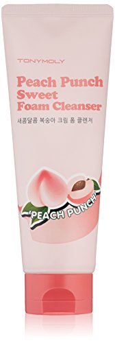 TONYMOLY Peach Punch Sweet Cleanser product image