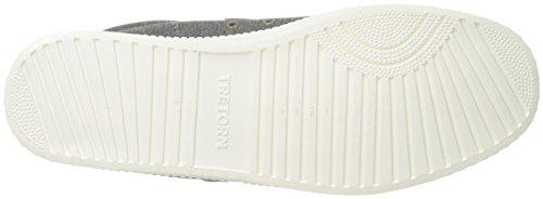 Tretorn Mens Nylite4 Plus Fashion Sneaker Grigio / Grigio