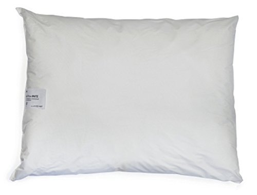 McKesson - Bed Pillow - 19 X 25 Inch - White - Reusable - McK