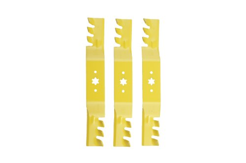 MTD Genuine Parts Xtreme 50-Inch Blade Set - Zero Turn Blades