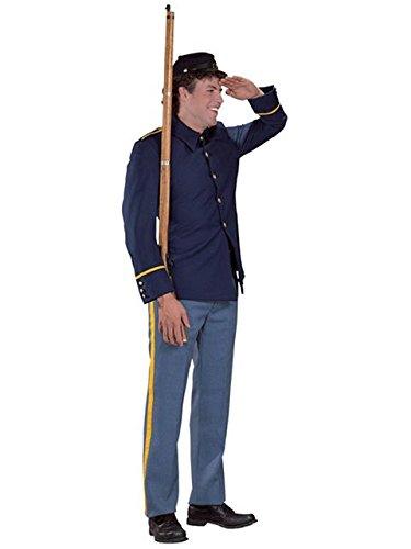Rubies Costume Co R90867-S Mens Regency Uni-n Colecci-n Soldado Disfraz PEQUE-O: Amazon.es: Ropa y accesorios