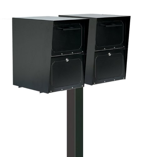 Architectural Mailboxes Oasis Drop Box, Graphite Bronze