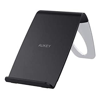 Amazon.com: AUKEY Wireless Charger Qi Certified 10W Fast ...
