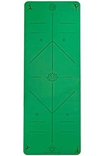 The Ultimate Yoga Mat by Chandra Yoga & Active Wear - Jade (Green)