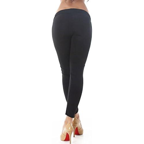 oodji Ultra Mujer Vaqueros Leggings