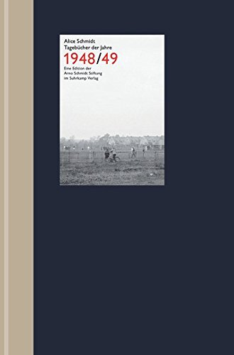 Tagebücher der Jahre 1948/49