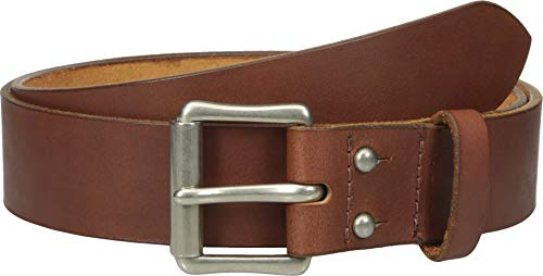 Red Wing Heritage Leather Belt, Oro Pioneer, covid 19 (River Road Plain Leather coronavirus)