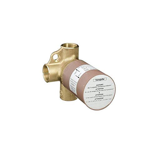 Hansgrohe 15984181 Rough Trio Diverter Valve ()