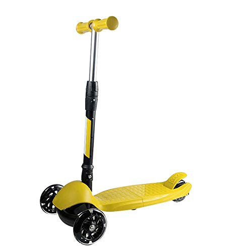 Kind Roller Kann Gefaltet Werden Kind Glänzende Fahrt Auf Spielzeugauto Kinder Geschenk Blinkende Rad 2-12Y Outdoor-Spielzeug