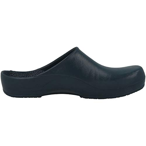 Unisex normal Klassik Clogs 067070 Antistatic Blue qt701F0n
