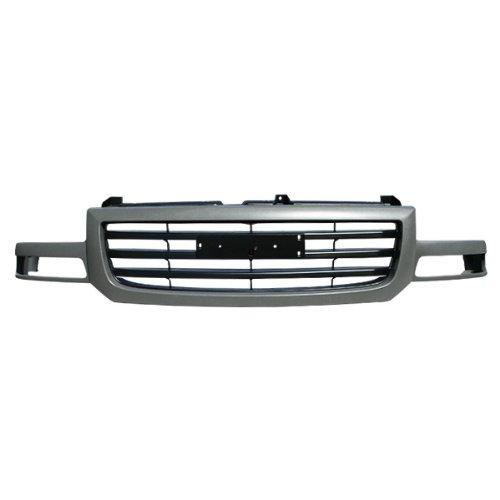05 sierra black grill - 1