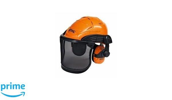Stihl Advance casco de metal: Amazon.es: Bricolaje y ...