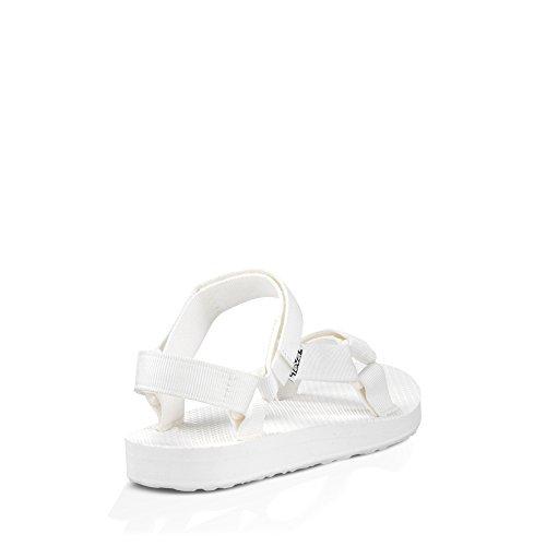 White Sandal Sports And Women's Universal White Original Outdoor bright Teva xqfYzFq