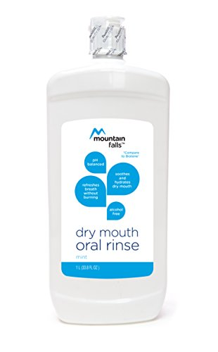 Mountain Falls Dry Mouth Oral Rinse Mint, 33.79