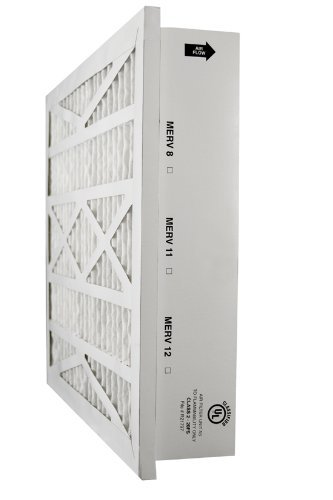20x30x5 (19.75x29.75x4.38) MERV 8 Grille Filter by Allergy Filter Depot