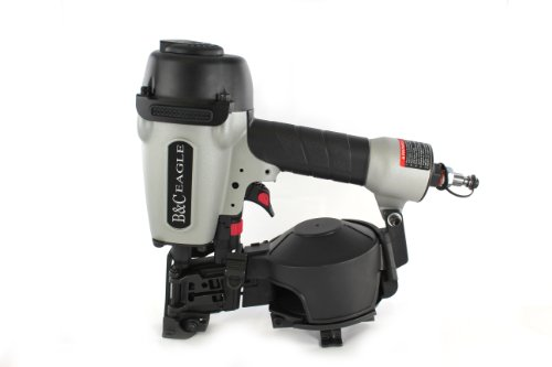 B&C Eagle CN45R 15 Degree 3/4-Inch to 1-3/4-Inch Coil Roofing Nailer