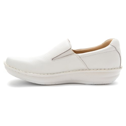 Alegria Heren Oz Loafers Schoenen Wit Tuimelen