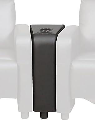 Coaster Home Furnishings Contemporary Console, Black