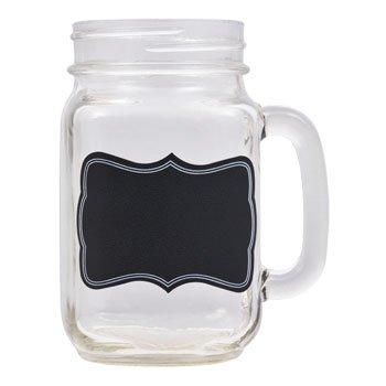 mason jar mugs chalkboard - 9