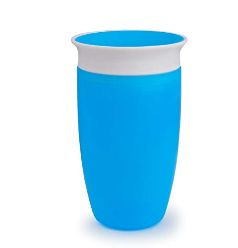 Munchkin Miracle 360 Sippy Cup, 10 Ounce 1-Pack - Blue