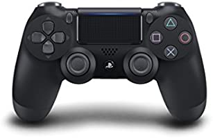Playstation 4 DualShock 4 Controller - BLACK