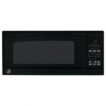 "GE Profile PEM31DFBB 24"" 1.1 cu. ft. Capacity counter top Microwave Oven in Black"