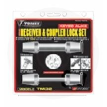 Trimax TM32 Receiver & Coupler Lock