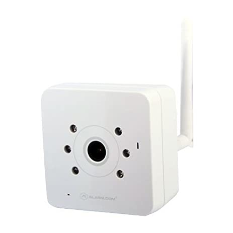 Alarm com Indoor Wireless Fixed IP Camera with Night Vision (ADC-V520IR)