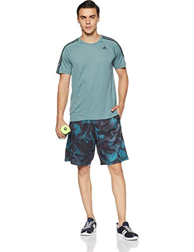shirt D2m Naturel 3s Vert T Adidas Homme gCqPww
