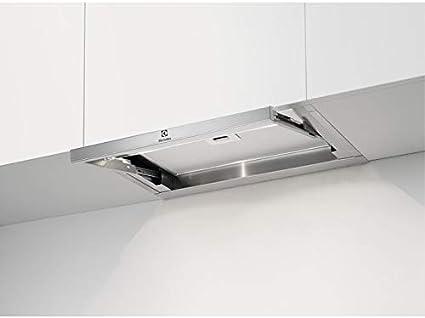 Electrolux – Campana integrada LFP 516 X acabado inoxidable de 60 cm: Amazon.es: Grandes electrodomésticos