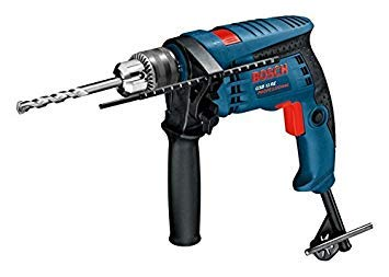 BOSCH GSB 13 RE 1/2-inch Variable Speed Impact Drill Kit 600W- 220-Volt