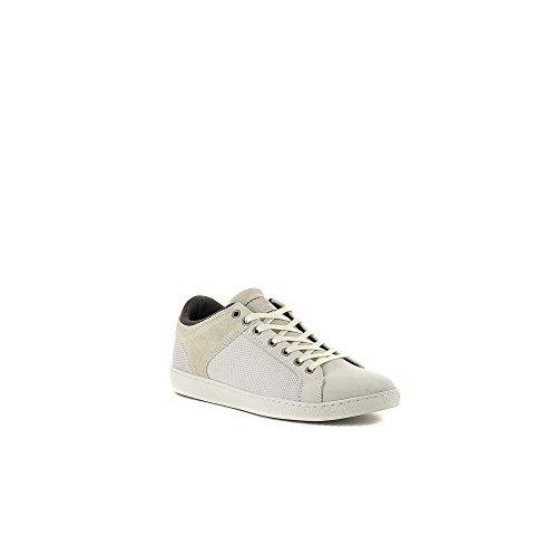 Bullboxer 735-K2-5100E Zapatos de cordones Hombre blanco, EU 41