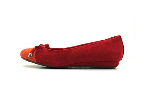 Dolce Vita - Ballerina Slipper Damenschuhe Rot