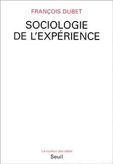 Sociologie de l'expérience, Dubet, François