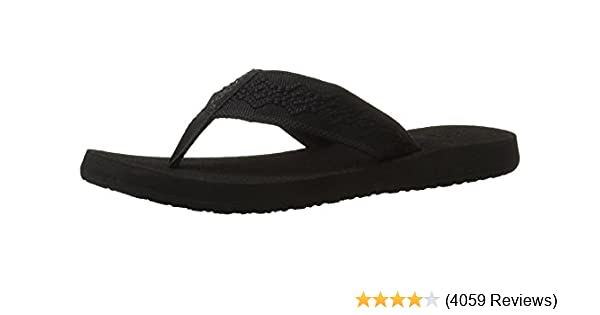 2f25211e7c Amazon.com | Reef Sandy Womens Sandals | Flip Flops for Women | Flip-Flops
