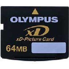 Olympus 64MB XD Picture Card inc Panorama function