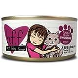 Cheap Best Feline Friend Cat Food, Tuna & Tilapia Twosome Recipe, 5.5-Ounce Cans (Pack Of 8)