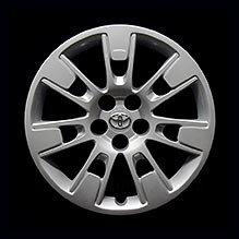 genuine toyota hubcap - 9