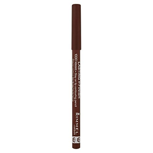 Rimmel 1000 Kisses Lip Liner - 047 Cappuccino - Pack of 6 by Rimmel
