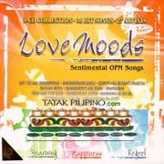 Love Moods Sentimental OPM Songs - Philippine Tagalog Music CD (UK Import)