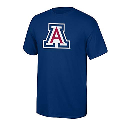 - Elite Fan Shop NCAA Men's Arizona Wildcats T Shirt Team Color Icon Arizona Wildcats Navy Large