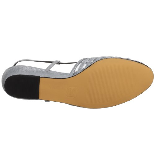 Elites Dames Marina Loafers Schoenen Tabak Geweven Mestico
