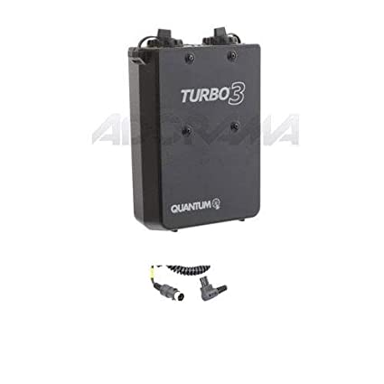 Quantum Turbo 3 Rechargeable Battery with CK-E2 Cable