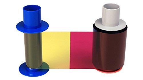 (Fargo HDP5600 YMCKK Color Ribbon - 84512)