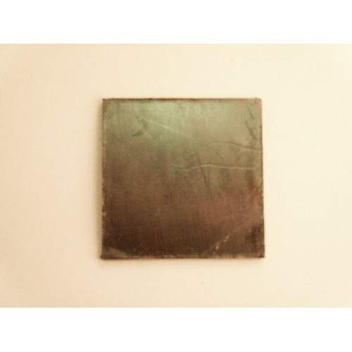 APG 0832062X39X39, 316 Steel Tang Flexible Graphite Sheet (Pack of 2 pcs)