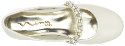 Nataly Bone Kid Nina Big Little Ballet Kid Flat qwPd0P