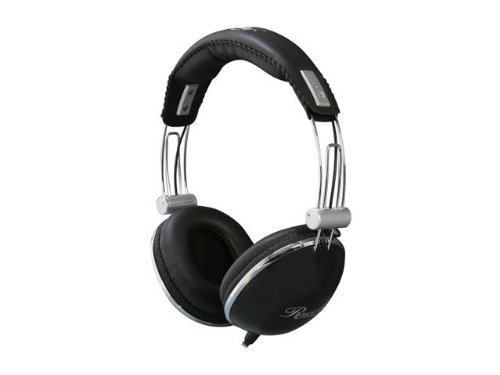 Connector Circumaural Headphone - Rosewill RHTS-11004 3.5mm Connector Circumaural Headphone