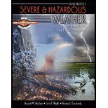 Severe and Hazardous Weather : An Introduction to High Impact Meteorology, Rauber, Robert M. and Walsh, John E., 0757550436