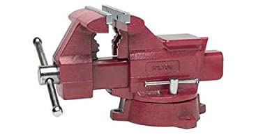 Wilton 191 656HD 6-Inch Jaw Width by 6-Inch Opening Utility Workshop Vise from WMH Tool Group