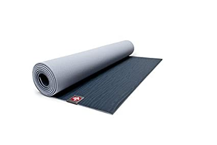Manduka eKO Lite 4 mm Natural Rubber Wet-Grip Yoga Mat by ...